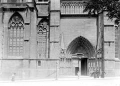 Cathédrale Notre-Dame - Portail