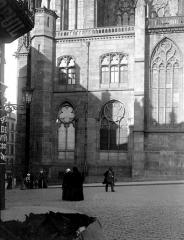 Cathédrale Notre-Dame - Fenêtres