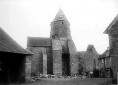 Eglise Saint-Robert - Ensemble
