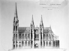 Cathédrale Notre-Dame - Relevé