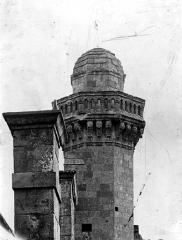 Château du Grand Pressigny - Tour de Vironne : Partie supérieure