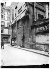 Ancien hôtel de Nevers - Façade sur rue
