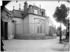 Hospice Debrousse - Pavillon de l'ermitage