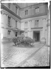 Immeuble - Vue de la cour