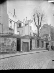Couvent des Feuillantines - Façade sur rue
