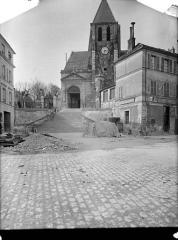 Eglise Saint-Germain-de-Charonne - Façade