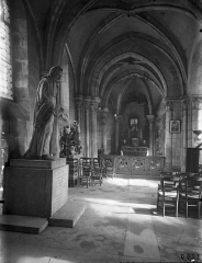 Eglise Saint-Julien-le-Pauvre - Monument de Montyon