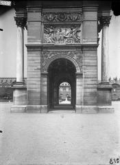 Palais du Louvre et jardin des Tuileries - Ensemble
