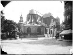 Eglise Saint-Nicolas-du-Chardonnet - Façade nord