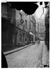Maison dite de Nicolas Flamel - Vue générale sur rue