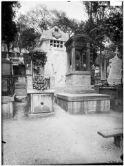 Cimetière de l'Est dit cimetière du Père Lachaise - Tombeau de Raspail