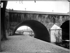 Pont Marie - Vue du quai