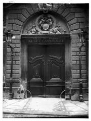 Hôtel Carnavalet - Portail