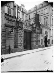 Hôtel  , dit hôtel d'Auterive ou de Saint-Simon - Façade sur rue