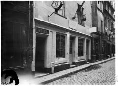 Maison dite de Nicolas Flamel - Façade sur rue