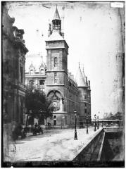 Sainte-Chapelle - Vue du quai