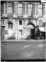 Hôtel de Gourgues - Vue générale sur rue