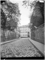Collège des Ecossais - Vue générale sur rue