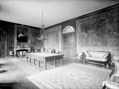 Château de Craon - Salle de billard