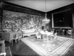 Château de Craon - Grand salon