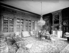 Château de Craon - Bibliothèque