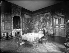 Château de Craon - Salle à manger