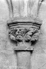 Cathédrale Saint-Etienne - Chapiteau du choeur