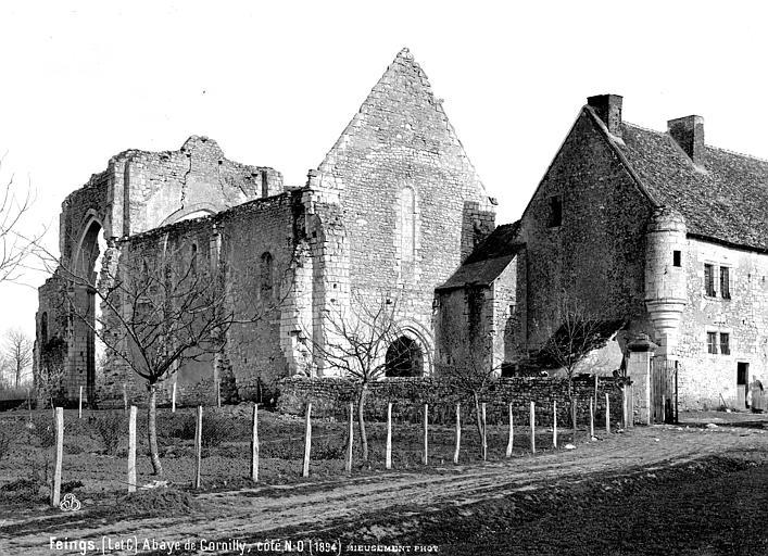 Ancienne abbaye de Cornilly à Contres - PA00098423 - Monumentum